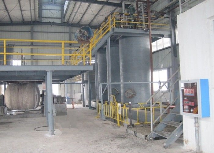 High Efficiency Sodium Silicate Production Equipment With Reaction Kettle
